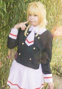 Cosplay-Cover: Sakura Kinomoto ~Clear Card Arc~