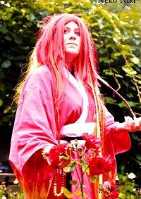 Cosplay-Cover: Feuer Avatar (Kimono)