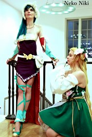 Cosplay-Cover: Tess {Children of Mana}