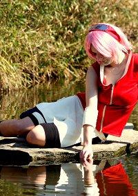 Cosplay-Cover: Sakura Haruno Shipuuden