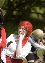 Cosplay-Cover: Shanks [Female]