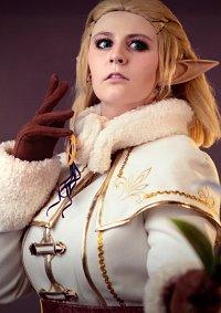 Cosplay-Cover: Zelda Winter Coat / short Hair [BOTW]