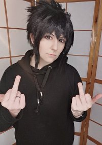 Cosplay-Cover: Sasuke Uchiha [Casual]