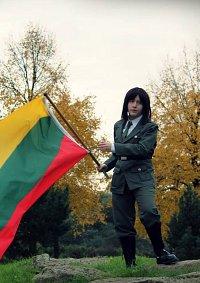 Cosplay-Cover: Litauen / Toris Lorinaitis