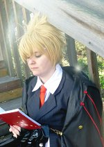 Cosplay-Cover: Giotto Vongola Primo