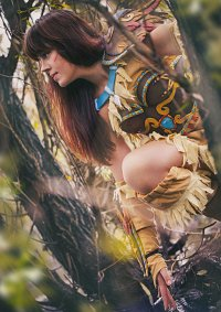 Cosplay-Cover: Pocahontas - armour princess