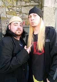 Cosplay-Cover: Jay (Jay and Silent Bob)