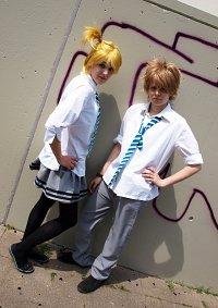Cosplay-Cover: Shinagawa Daichi - Schuluniform