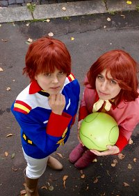 Cosplay-Cover: Amuro Ray