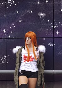 Cosplay-Cover: Futaba Sakura