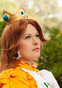 Cosplay-Cover: Princess Daisy (Smash Bros. Brawl)