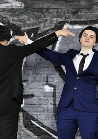 Cosplay-Cover: James Moriarty