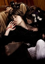 Cosplay-Cover: Kaname Kuran (zivil)