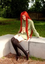 Cosplay-Cover: Shana ~ Flame Haze (Winteruniform)
