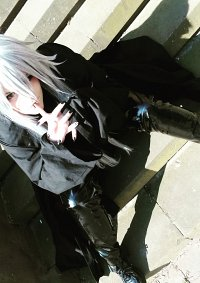 Cosplay-Cover: Undertaker
