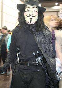 Cosplay-Cover: V wie Vendetta