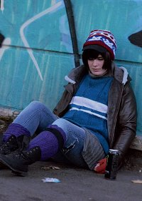 Cosplay-Cover: Jodie Holmes {Homeless} (Beyond: Two Souls)