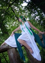 Cosplay-Cover: Farore [Goddess of Courage]
