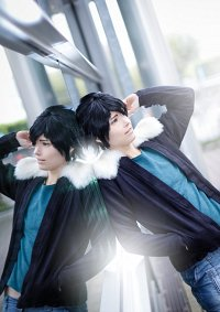 Cosplay-Cover: Yuichiro Hyakuya [casual]