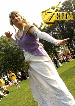 Cosplay-Cover: Prinzessin Zelda (alt)