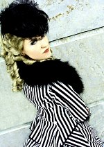 Cosplay-Cover: Narcissa Malfoy ~ Victorian Version ~