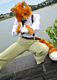Cosplay-Cover: Freckle (Lackadaisy)