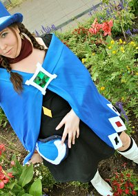 Cosplay-Cover: Thalassa Magier Outfit