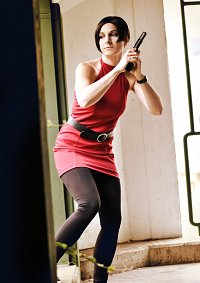 Cosplay-Cover: Ada Wong (RE2)