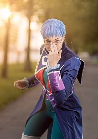 Cosplay-Cover: Hubert Oswell