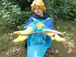 Cosplay-Cover: Butters (Southpark the Stick of Truth)