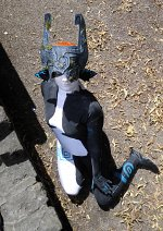 Cosplay-Cover: Midna (Fluch)
