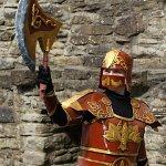 Cosplay: Garrett - Mystischer Ritter des Waldes