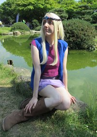 Cosplay-Cover: CDI Zelda (Wand of Gamelon)