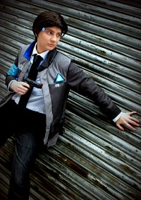 Cosplay-Cover: Connor