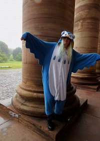 Cosplay-Cover: Eule