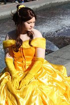 Cosplay-Cover: Belle (ball gown)