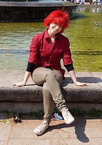 Cosplay-Cover: Karma Akabane (island version)