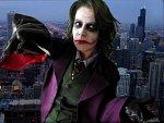 Cosplay-Cover: Joker (The Dark Knight)