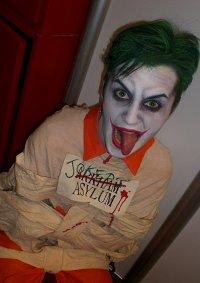 Cosplay-Cover: Joker (Arkham Patient)