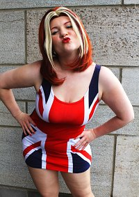 Cosplay-Cover: Ginger Spice / Geri [Spice Girls]