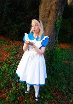 Cosplay-Cover: Alice (Disney)