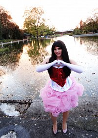 Cosplay-Cover: Katy Perry~Carlifornia Dreams Tour ~ Zuckerwatteou