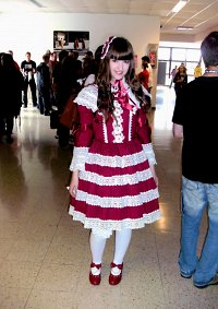 Cosplay-Cover: Momoko Elisabethian Dress