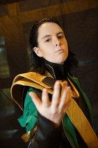 Cosplay-Cover: Loki Laufeyson