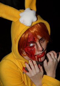 Cosplay-Cover: Cuddles (Halloween)