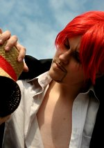 Cosplay-Cover: Red Haired Shanks [Flash Back bzw Ep.1]