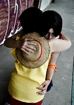 Cosplay-Cover: Monkey D. Luffy [Marineford]