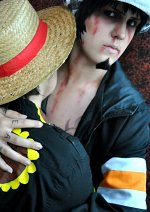 Cosplay-Cover: Trafalgar D. Water Law [Dressrosa]