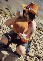 Cosplay-Cover: Portgas D. Ace [Basic]