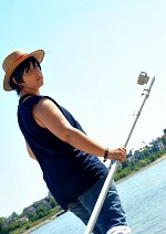 Cosplay-Cover: Monkey D. Luffy [Childhood (56)]